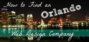 How to Find an Orlando Web Design Company