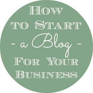 Blog post from Clarity Creative Group to help you answer the pressing questions about starting a blog for your business.