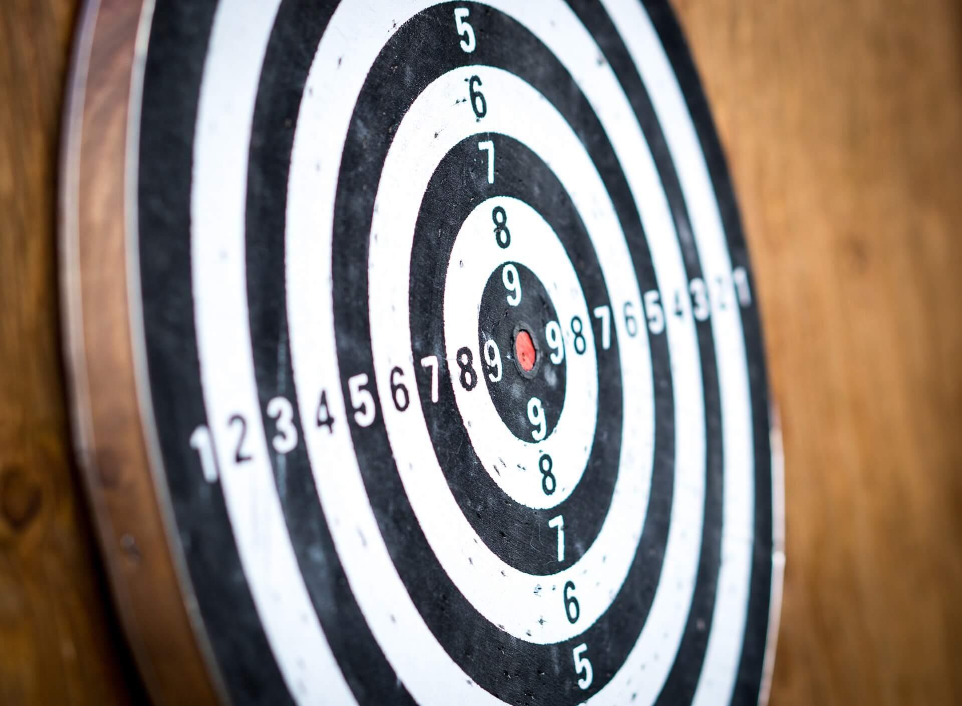 dartboard